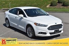 Used 2014 Ford Fusion SE Sedan for sale near you in Ashland, VA