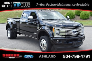 New 2019 Ford F-450 Platinum Truck Crew Cab for sale near you in Ashland, VA