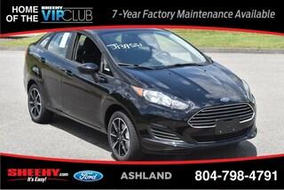 New 2019 Ford Fiesta SE Sedan for sale near you in Ashland, VA