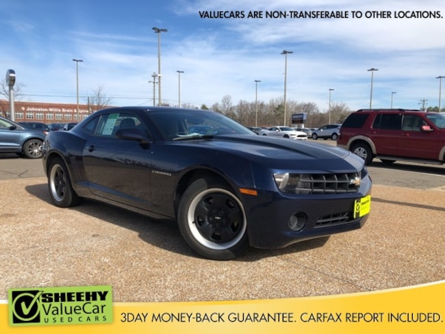 Bargain 2011 Chevrolet Camaro 1LS Coupe near Richmond, VA