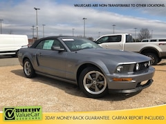 Bargain Used 2006 Ford Mustang GT Deluxe Convertible NE60809A for sale near you in Richmond, VA