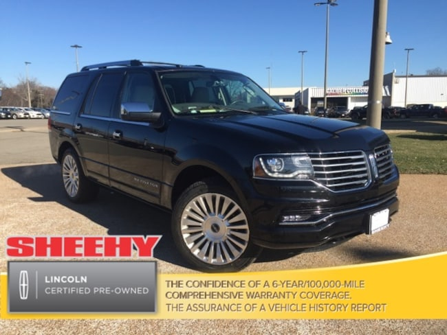 Certified Pre-Owned 2016 Lincoln Navigator Select SUV in Richmond, VA