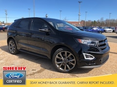 Certified Pre-Owned 2017 Ford Edge Sport SUV NP8678 for sale near you in Richmond, VA