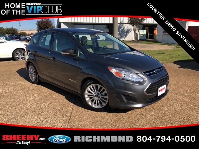 Featured Pre-Owned 2018 Ford C-Max Hybrid SE Hatchback for sale near you in Springfield, VA