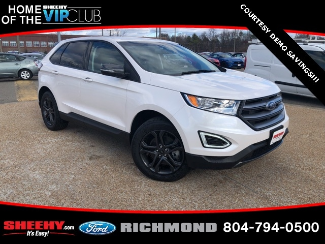 Featured Used 2018 Ford Edge SEL SUV for sale near you in Waldorf, MD