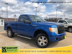 Bargain Used 2009 Ford F-150 STX Truck Regular Cab N101939A for sale near you in Richmond, VA