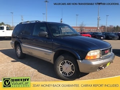 Used 2000 GMC SL SUV NVYP656B for sale near you in Richmond, VA