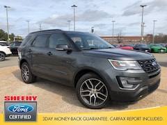 Certified Pre-Owned 2017 Ford Explorer Sport SUV NP8675 for sale near you in Richmond, VA