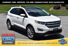 Certified Pre-Owned 2016 Ford Edge Titanium SUV JP1577 for sale near you in Ashland, VA