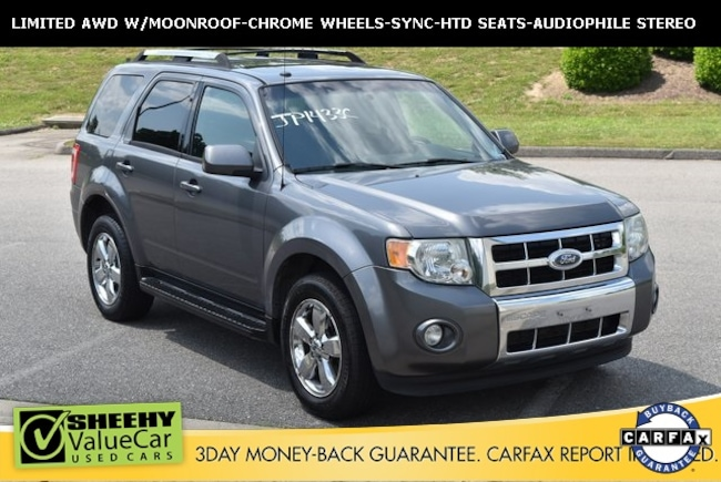 Bargain used vehicles 2009 Ford Escape Limited SUV for sale near you in Ashland, VA