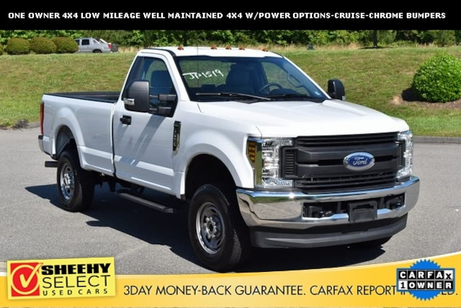 Used vehicles 2018 Ford F-250 XL Truck Regular Cab for sale near you in Ashland, VA
