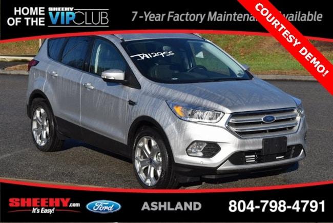 Sheehy Ford Ashland Va >> Used 2019 Ford Escape For Sale In Ashland Va Near Quantico