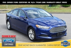 Certified Pre-Owned 2016 Ford Fusion SE Sedan J194794A for sale near you in Ashland, VA