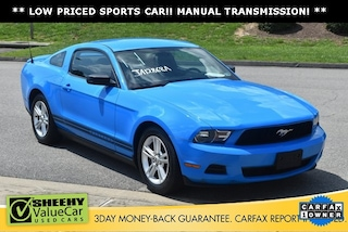 Bargain Used 2010 Ford Mustang V6 Coupe JA12868A for sale near you in Ashland, VA