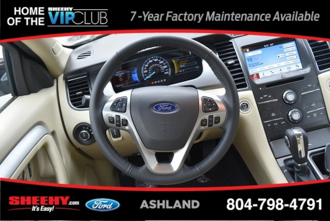 Used 2019 Ford Taurus For Sale in Warrenton VA | Near Gainesville
