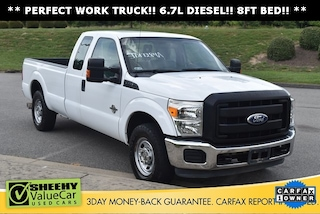 Bargain Used 2012 Ford F-250 XL Truck Super Cab JD17284A for sale near you in Ashland, VA