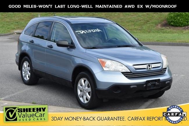 Bargain used vehicles 2008 Honda CR-V EX SUV for sale near you in Ashland, VA