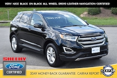 Certified Pre-Owned 2017 Ford Edge SEL SUV J194787A for sale near you in Ashland, VA