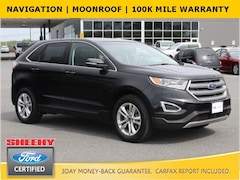 Certified Pre-Owned 2015 Ford Edge SEL SUV BP9438 Marlow Heights, MD