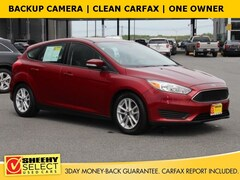 Used 2016 Ford Focus SE Hatchback BP9455 Marlow Heights MD