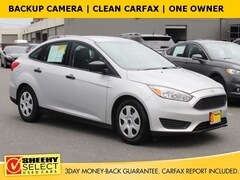 Used 2016 Ford Focus S Sedan BA38834A Marlow Heights MD