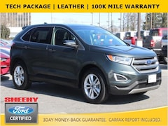 Certified Pre-Owned 2015 Ford Edge SEL SUV BP9416 Marlow Heights, MD