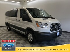 Certified Pre-Owned Ford 2017 Ford Transit-350 XLT Wagon Low Roof Wagon YP2498 for sale near you in Warrenton, VA