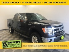Sheehy Value 2013 Ford F-150 XLT Truck SuperCrew Cab YA09177A for sale near you in Warrenton, VA
