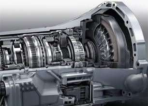 10-SPEED AUTOMATIC TRANSMISSION