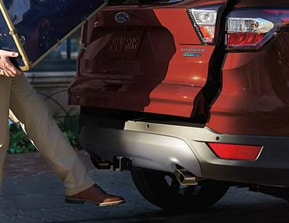 Hands-Free, Foot-Activated Liftgate
