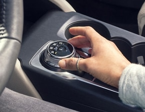 Rotary Gear Shift Dial