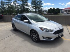 New 2018 Ford Focus SE Sedan CL285316 Marlow Heights MD
