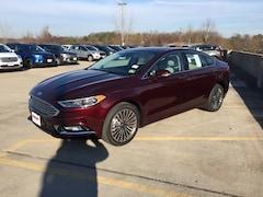 New 2018 Ford Fusion Titanium Sedan CR283751 Gaithersburg, MD