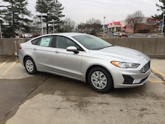 New 2019 Ford Fusion S Sedan CR162827 Gaithersburg, MD