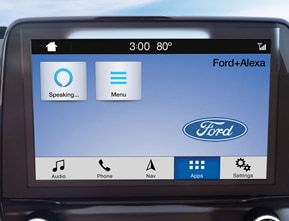 Voice Activation with Ford Alexa