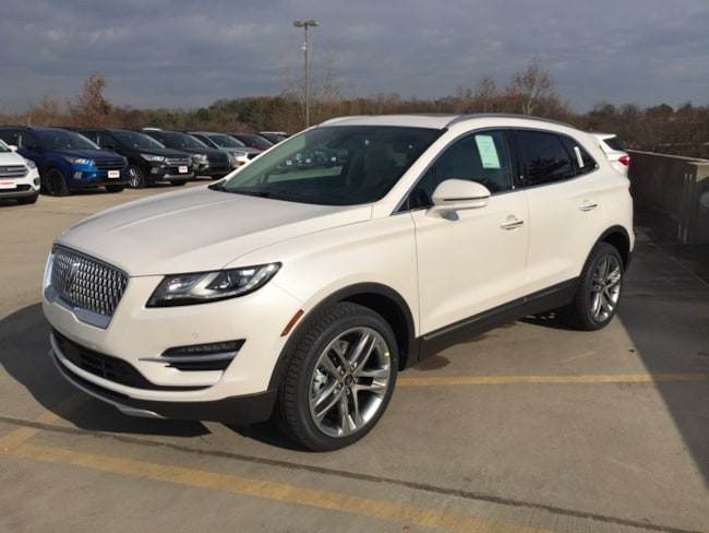 New 2019 Lincoln MKC Reserve SUV In Gaithersburg MD