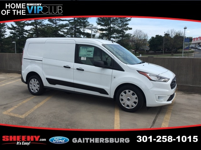 Featured New 2019 Ford Transit Connect XLT Van Cargo Van for sale near you in Gaithersburg, MD