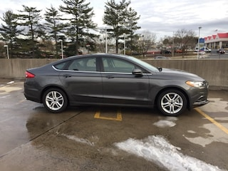 New 2018 Ford Fusion SE Sedan in Ashland, VA