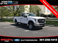 New 2019 Ford F-250 Truck Regular Cab CEE18898 Gaithersburg, MD