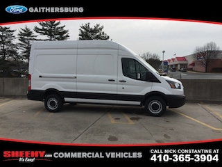 New 2019 Ford Transit-350 Base Van High Roof Cargo Van for sale near you in Ashland, VA