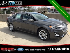 New 2019 Ford Fusion Energi Titanium Sedan CR194416 Marlow Heights MD
