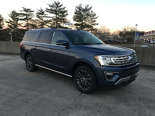 New 2019 Ford Expedition Max Limited SUV for sale near you in Ashland, VA
