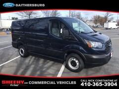 New 2019 Ford Transit-250 Base w/60/40 Pass-Side Cargo Doors Van Low Roof Cargo Van CKA04454 Gaithersburg, MD