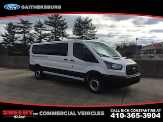 New 2019 Ford Transit-350 Wagon Low Roof Passenger Van for sale near you in Ashland, VA