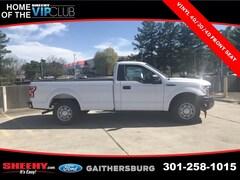 New 2019 Ford F-150 Truck Regular Cab CKC18915 Gaithersburg, MD