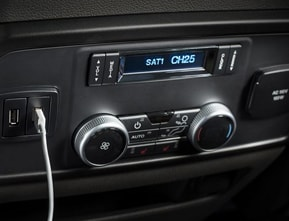 Center Console Wireless Charger with USBs