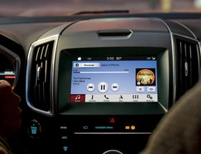 Available SYNC3 with Ford+Alexa