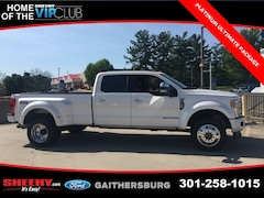 New 2019 Ford F-450 Truck Crew Cab CEE99648 Gaithersburg, MD