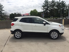 New 2019 Ford EcoSport SE SUV CC283677 Gaithersburg, MD