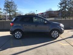 New 2019 Ford EcoSport SE SUV CC252901 Gaithersburg, MD